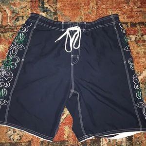 Men's Speedo Swim trunks, Size XL